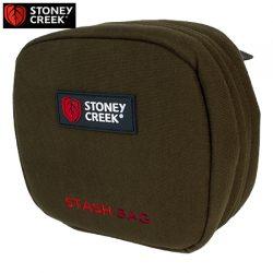 Stoney Creek Stash Bag – Bayleaf & Camo.