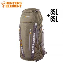 Hunters Element Forest Green Summit Pack 65L & 85L.