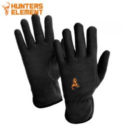 Hunters Element Slap Gloves – Black.