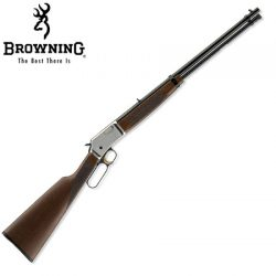 Browning BL22 Grade I Satin Nickel 22LR 15rnd Mag.