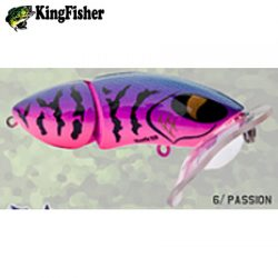 Kingfisher Mantis 110mm Jointed Lure.