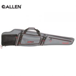 Allen Dakota Gear Fit Rifle Bag – Grey/Red 48″.