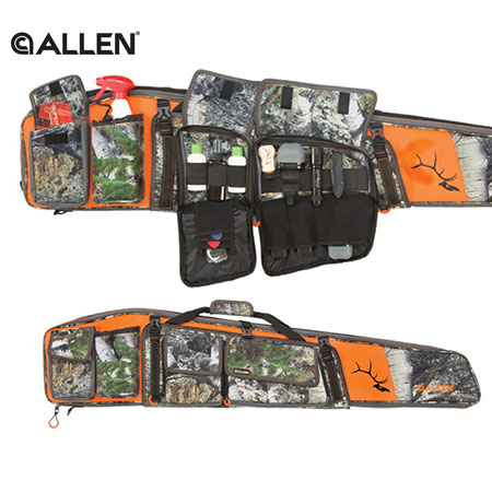 "Allen Dear Fit Bull Stalker Rifle Bag, Mocountry, 48""."