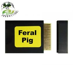 AJ Productions Feral Pig Sound Card For Universal Deluxe Game Caller.