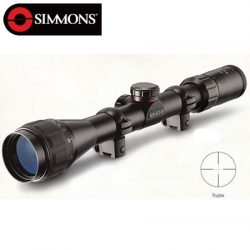 Simmons 22 MAG 3-9×32 Truplex Rifle Scope Matte With Rings.