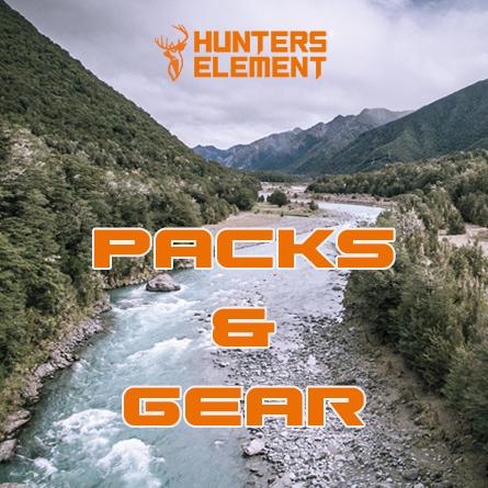 Packs & Gear