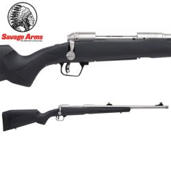 Savage Model 110 Brush Hunter Centrefire Rifle.