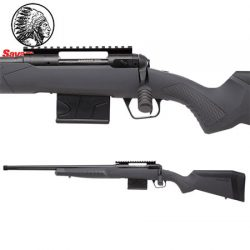 Savage Model 110 Tactical 308 WIN 24″ Threaded Left Hand Centrefire Rifle.