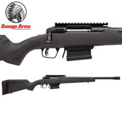 Savage Model 110 Wolverine 450 Bushmaster 18″ + Brake Centrefire Rifle.