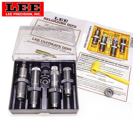 Lee Ultimate 4 Die Set 7mm Rem Mag