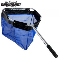 Environet Full Mesh Large Blue Net FML500 – Handle 500mm.