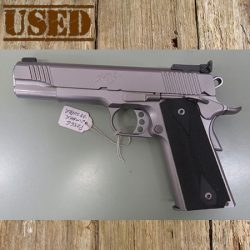Kimber Stainless Target II 38 Super 1911.