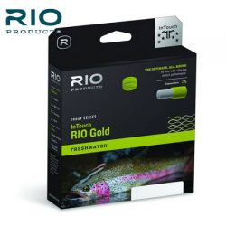Rio In Touch Gold Fly Line.