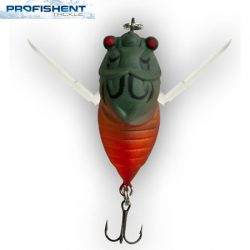 Profishent Tackle Humbug 40mm 6gm Surface Lure.