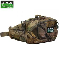 Ridgeline Haul All Bum Bag – Camo.
