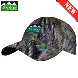 Ridgeline Pro Hunt Tech Cap – Nature Green Camo.