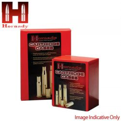 Hornady Unprimed Cases – 6mm Creedmoor.