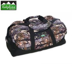 Ridgeline Coffin Gear Bag – 90L Buffalo Camo.