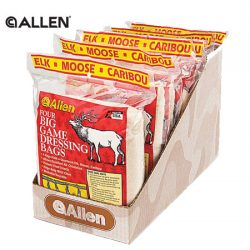 Allen Big Game Dress Bags – 4 Pack.