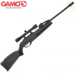 Gamo Replay .177 10 Shot Air Rifle With A 4×32 Scope.