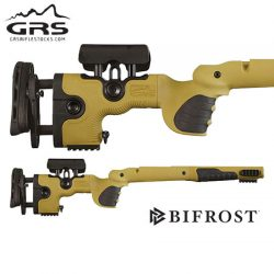 GRS Bifrost Rifle Stock – Savage 10, 12 SA Brown.
