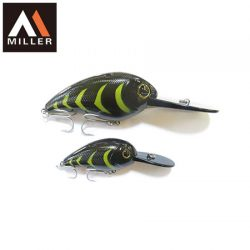 Miller GO2 Lures – Great Colourways.