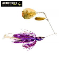 Gangster Bidgee Mother Frogger Spinner Baits.