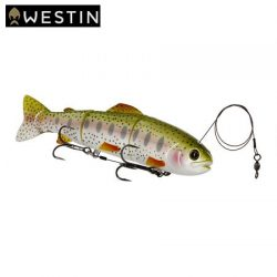 "Westin ""Tommy The Trout"" In Line Swimbait Lure."