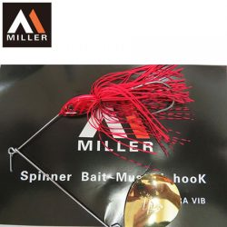 Miller Lures – 1oz Spinner Bait.