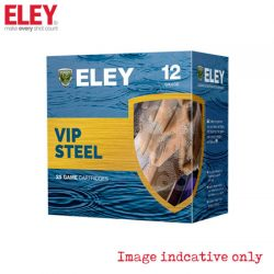 Eley VIP Steel 12G 32GR BB 1350FPS.