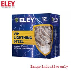 Eley VIP HP Lightning Steel 12G 3″ 36GR 2 1410FPS.