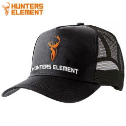 Hunters Element Granite Black Cap.