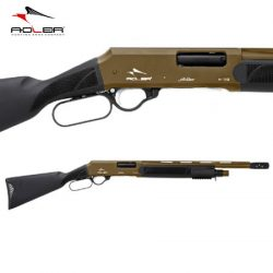 Adler A110 12G 18″ Bronze Tactical Lever Action Shotgun.