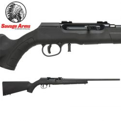 Savage A22R 22WMR Magnum Blued Synthetic.