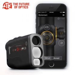 ATN Laser Ballistics LRF 1000 Digital Range Finder.