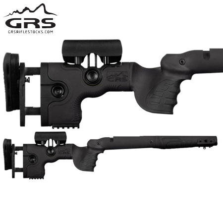 GRS Bifrost Rifle Stock - Tikka T3 Black