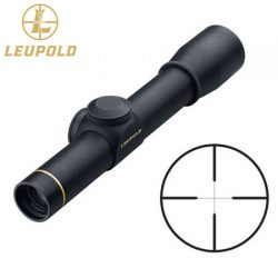 Leupold FX-II 2.5×20 Ultralight Wide Duplex Rifle Scope.