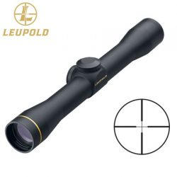 Leupold FX-II 2.5×28 Scout Duplex Rifle Scope.