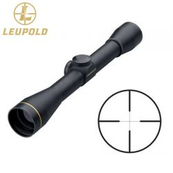 Leupold FX-II 6×36 Wide Duplex Rifle Scope.