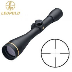Leupold FX-3 6×42 Wide Duplex Rifle Scope.