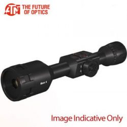 ATN MARS 4, 1-10x, 640×480, Thermal Rifle Scope.