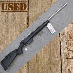 "Tikka T3x Super Varmint 22-250 With 1"" MTS."