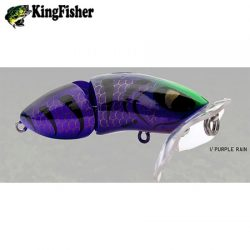Kingfisher Mantis 88mm Jointed Lure.
