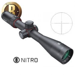Bushnell Nitro Hunting Scope 3-12×44 30mm SFP Deploy MOA.
