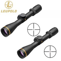Leupold VX-5 HD 2-10×42 Rifle Scope.