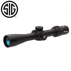 Sig SIERRA3BDX 4.5-14x44mm Rifle Scope.