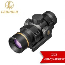 Leupold Freedom RDS 1×34 34mm Red Dot 1 MOA Dot, Includes Mount.