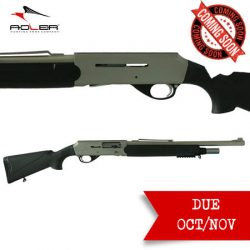 Adler B220 12ga 20″ All Weather Straight Pull Shotgun.