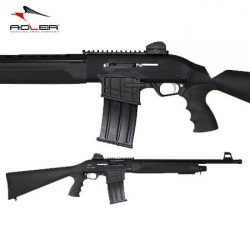 Adler B230T 12ga Tactical Straight Pull Shotgun.
