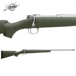 Kimber 84M, 84L, 8400 Mountain Ascent Moss Green Rifle.